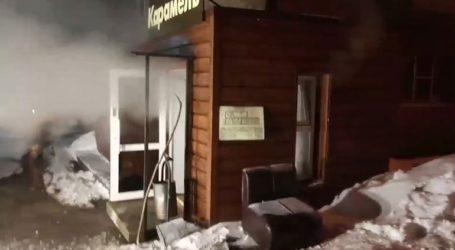 Ρωσία: Πέντε νεκροί σε υπόγειο ξενοδοχείου