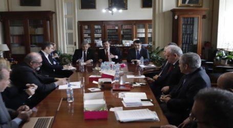 Συζητήσεις Πατούλη για συνεργασία της Περιφέρειας Αττικής με το ΕΚΠΑ