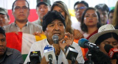 Ανακοίνωσε τον υποψήφιο διάδοχό του για την προεδρία ο Μοράλες