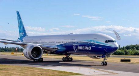 Αντίστροφη μέτρηση για την παρθενική πτήση του νέου 777X της Boeing