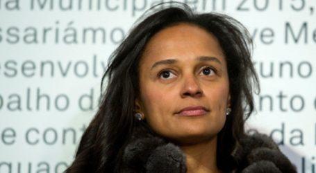 Η πλουσιότερη γυναίκα της Αφρικής που κατηγορείται για διαφθορά είχε επενδύσει σε πορτογαλικές τράπεζες