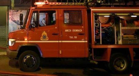 Νεκρός άνδρας από πυρκαγιά σε τροχόσπιτο