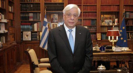 Ο Παυλόπουλος συνεχάρη τηλεφωνικώς την εκλεγείσα Πρόεδρο της Δημοκρατίας Σακελλαροπούλου