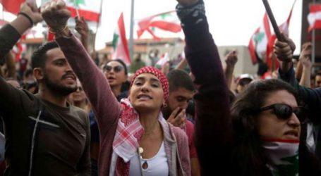 Στους δρόμους οι αντικυβερνητικοί διαδηλωτές του Λιβάνου