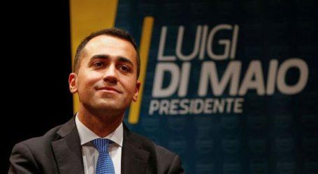 O Λουίτζι Ντι Μάιο αναμένεται να παραιτηθεί από αρχηγός των Πέντε Αστέρων