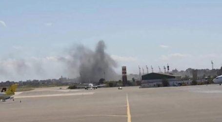 Επαναλειτουργεί το αεροδρόμιο Μιτίγκα που είχε κλείσει λόγω εκτόξευσης ρουκετών