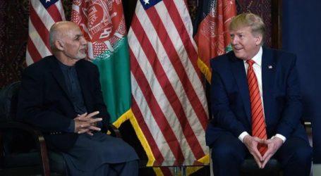 Ο Τραμπ απαιτεί «σημαντική» μείωση της βίας από τους Ταλιμπάν