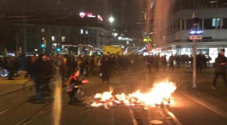 Επεισόδια μεταξύ διαδηλωτών και αστυνομίας στη Ζυρίχη