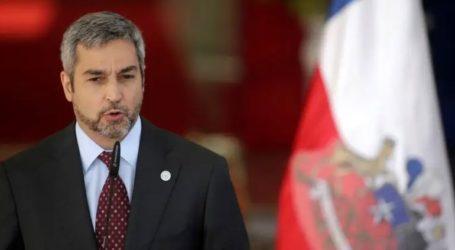 Ο πρόεδρος Μάριο Άμπντο Μπενίτες πάσχει από δάγκειο πυρετό