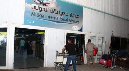 Το αεροδρόμιο Μιτίγκα έκλεισε εκ νέου εξαιτίας απειλών των δυνάμεων του στρατάρχη Χαφτάρ