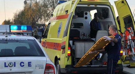 Νεκρός μοτοσυκλετιστής έπειτα από μετωπική σύγκρουση με Ι.Χ. στη Θεσσαλονίκη