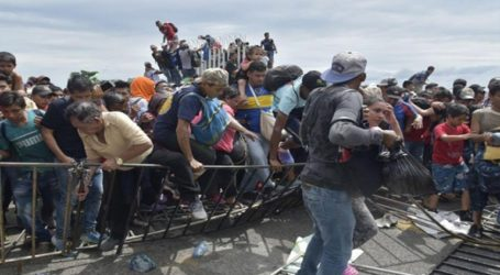 Οι αρχές έχουν συλλάβει περισσότερους από 2.000 μετανάστες από την Κεντρική Αμερική
