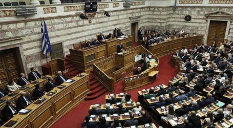 Στη Βουλή ο νέος εκλογικός νόμος