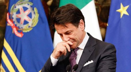 Ο Ιταλός πρωθυπουργός ακύρωσε το ταξίδι του στο Νταβός εξαιτίας της πολιτικής αναταραχής στη χώρα του