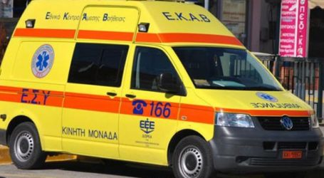 Τροχαίο ατύχημα στην Παραλιακή – Δύο τραυματίες