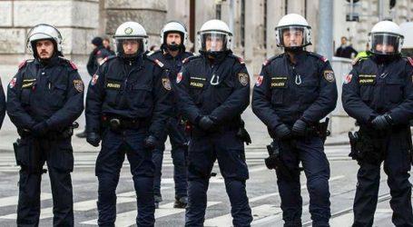 Δρακόντεια μέτρα ασφαλείας ενόψει διαδηλώσεων κατά της χοροεσπερίδας των ακροδεξιών «διανοούμενων»
