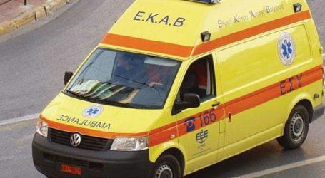 Τροχαίο ατύχημα στη Θεσσαλονίκη – Ένας τραυματίας