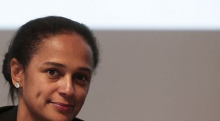 Έτοιμη να αγωνιστεί δηλώνει η κόρη του πρώην προέδρου Ιζαμπέλ ντος Σάντος
