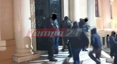 Ελεύθερα αφέθηκαν μετά την απολογία τους πέντε μέλη από τη σπείρα των χρηματοκιβωτίων
