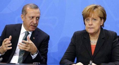 Κρίσιμη συνάντηση Μέρκελ-Ερντογάν στο Βερολίνο