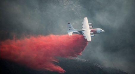 Σε εξέλιξη οι έρευνες για την συντριβή του C-130