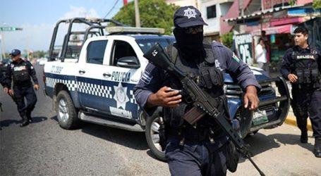 Εκατοντάδες μετανάστες από την Κεντρική Αμερική συνελήφθησαν στο Μεξικό