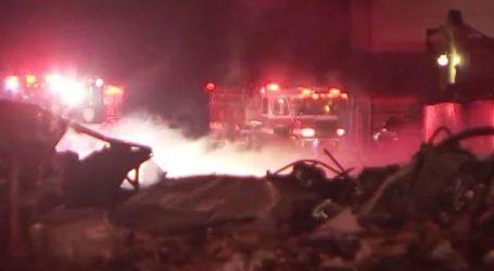 Τουλάχιστον δύο νεκροί από την έκρηξη σε βιομηχανικό κτήριο στο Χιούστον