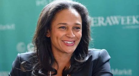 Η Ιζαμπέλ ντος Σάντος επένδυσε στην Πορτογαλία τα χρήματα που υπεξαίρεσε