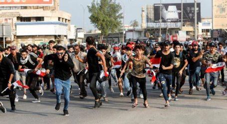 Επτά τραυματίες σε συγκρούσεις στη Βαγδάτη