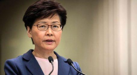 Η κυβερνήτης του Χονγκ Κονγκ κηρύττει κατάσταση έκτακτης ανάγκης