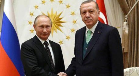 Συλλυπητήρια του προέδρου Πούτιν στον Τούρκο ομόλογό του Ερντογάν