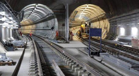 Ο Άδωνις Γεωργιάδης ανακοίνωσε το ξεκίνημα του έργου του Μετρό