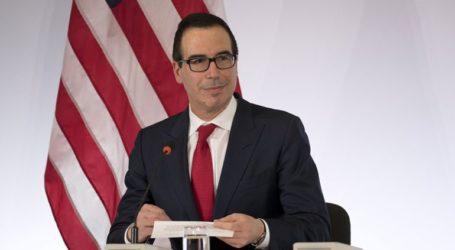 Αισιόδοξος για το ενδεχόμενο μιας εμπορικής συμφωνίας μεταξύ ΗΠΑ-Βρετανίας ο Αμερικανός υπουργός Οικονομικών