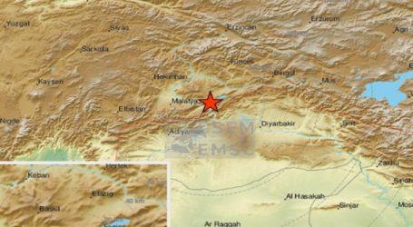 Νέα ισχυρή δόνηση 5,1 Ρίχτερ στη σεισμόπληκτη Τουρκία