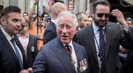 Ο πρίγκιπας Κάρολος δηλώνει ότι θα ήθελε να επισκεφθεί το Ιράν