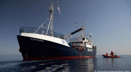 Το πλοίο Alan Kurdi της οργάνωσης Sea-Eye διέσωσε 78 μετανάστες στα ανοιχτά της Λιβύης