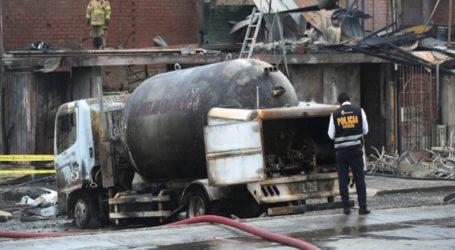 Στους 13 ανέρχονται οι νεκροί από την έκρηξη βυτιοφόρου λόγω διαρροής αερίου