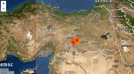 Σεισμός 4,5 Ρίχτερ στην Ανατολική Τουρκία
