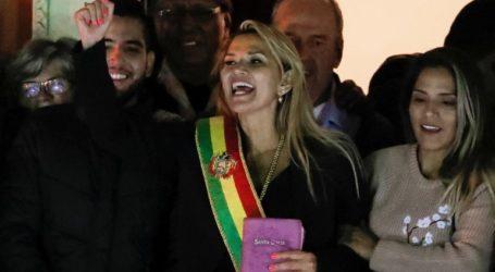 Ο Έβο Μοράλες σέβεται την υποψηφιότητα της μεταβατικής προέδρου Τζανίνε Άνιες