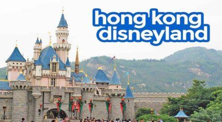Κλείνουν τα θεματικά πάρκα Disneyland και Ocean Park για την αποτροπή εξάπλωσης του κοροναϊού