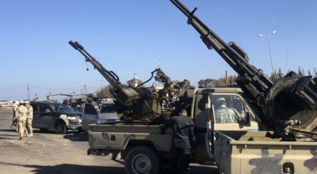 Η Κυβέρνηση Εθνικής Ενότητας της Λιβύης κατηγορεί τον Χαφτάρ ότι παραβιάζει την εκεχειρία