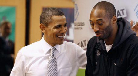 Συγκλονισμένος ο Ομπάμα για τον θάνατο του Κόμπι Μπράιαντ και της μικρής κόρης του