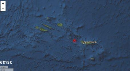 Σεισμός 4,8 Ρίχτερ στις Αζόρες