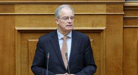 Μήνυμα συμπαράστασης του Προέδρου της Βουλής των Ελλήνων προς την Τουρκία για τα θύματα του σεισμού