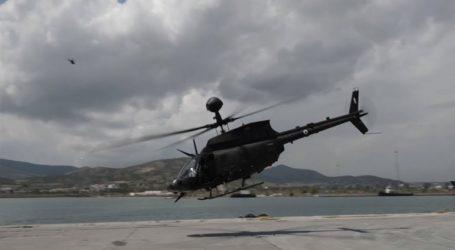 Συνετρίβη στρατιωτικό ελικόπτερο στην Αδριατική