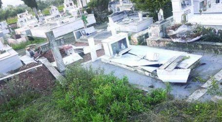 Ξέθαψαν νεκρή από τον τάφο για να ψάξουν για χρυσά κοσμήματα