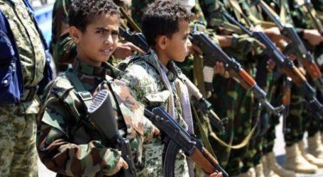 Σε κέντρο επανεκπαίδευσης στέλνουν 64 αιχμάλωτα παιδιά οι αντάρτες Χούτι