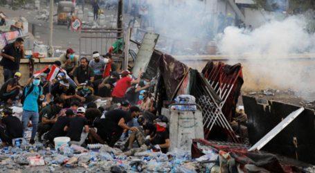 Δύο νεκροί στη Νασιρίγια από επιδρομή ενόπλων εναντίον καταυλισμού αντικυβερνητικών διαδηλωτών