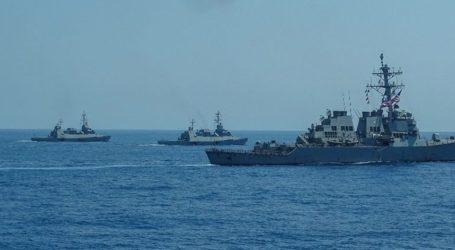 Μεγάλη ναυτική άσκηση Ελλάδας, Γαλλίας και ΗΠΑ με κωδικό «Μέγας Αλέξανδρος-2020»