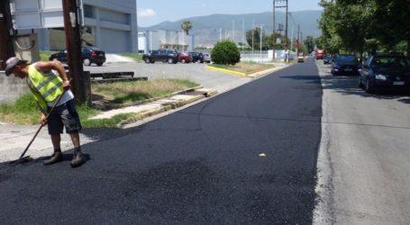 Πρόγραμμα ασφαλτοστρώσεων σε οδικούς άξονες του Πειραιά